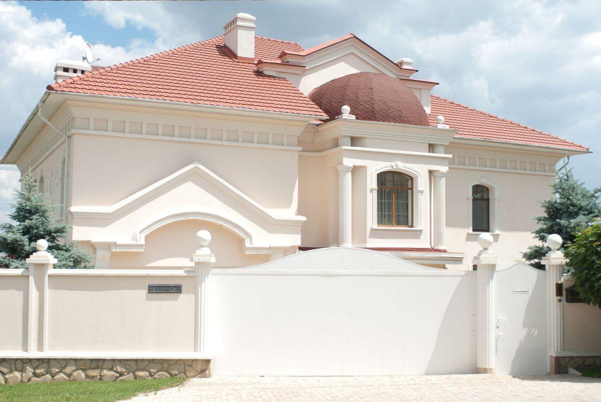 Johannes Tolk – Villa – Chisinau, Moldova, 2007