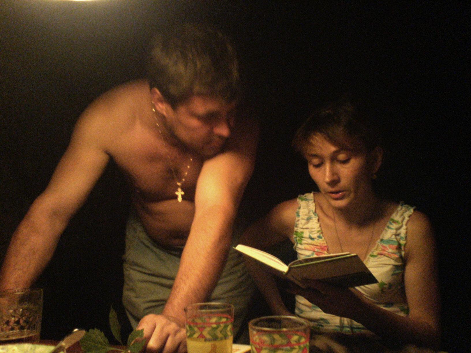 Cisinau reading