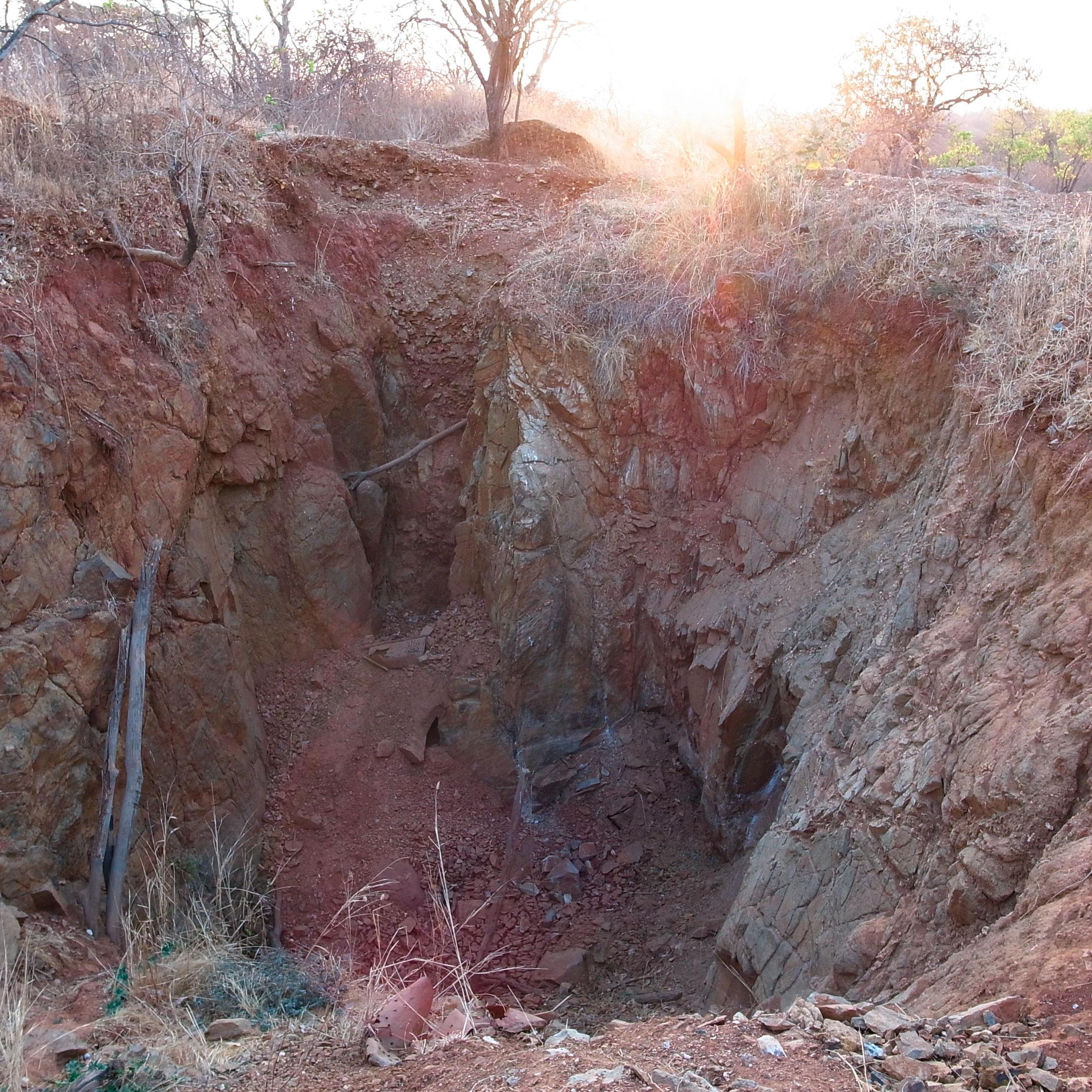 Tansania Goldmine