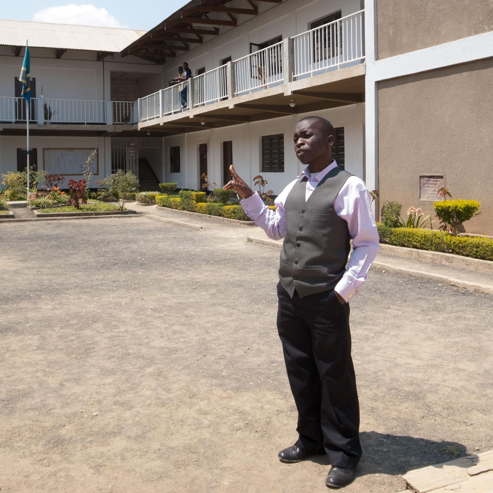 TANZANIA MBEYA DIRECTOR